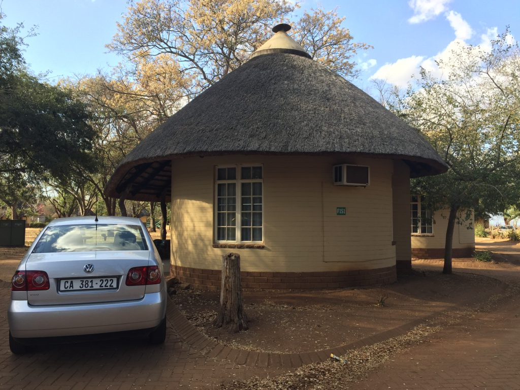 Bungalow bij Olifants Rest Camp